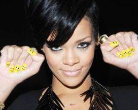 RihannaNails