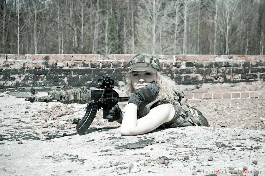 strike3 Страйкбол СГ Шторм Ласка Ижевск
