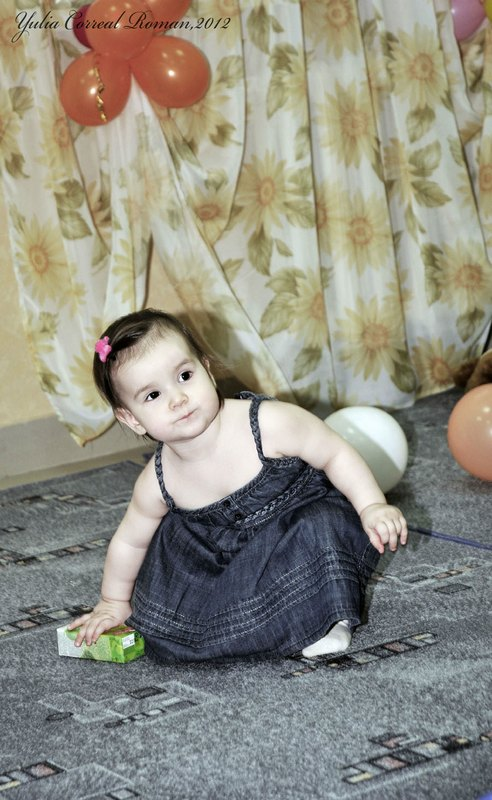 Вы просматриваете изображения у материала: ФОТОпробы. Baby World. Фотоотчет от Юлии Корреаль Роман
