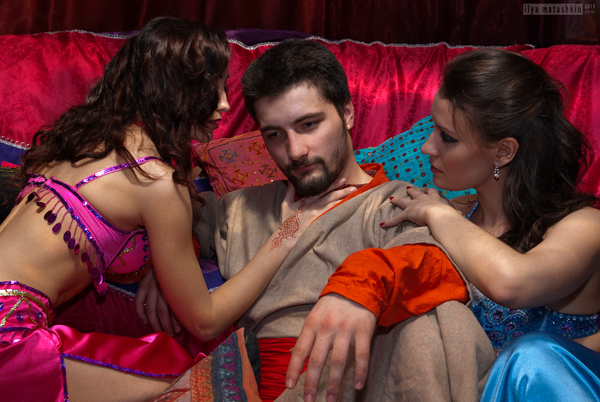 Вы просматриваете изображения у материала: 1001 ночь в сауне Тазик: фотоотчет Ильи Матушкина