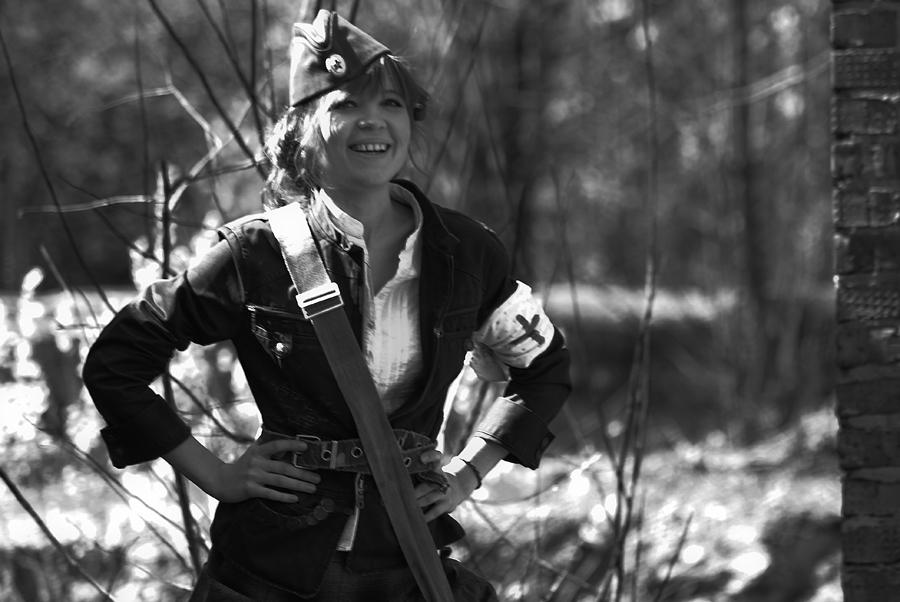 Вы просматриваете изображения у материала: Военно-полевой роман: бэк от Ильи Матушкина