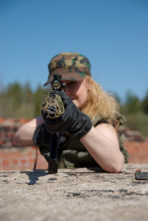Вы просматриваете изображения у материала: Военно-полевой роман: фотоотчет от Дмитрия Карманова