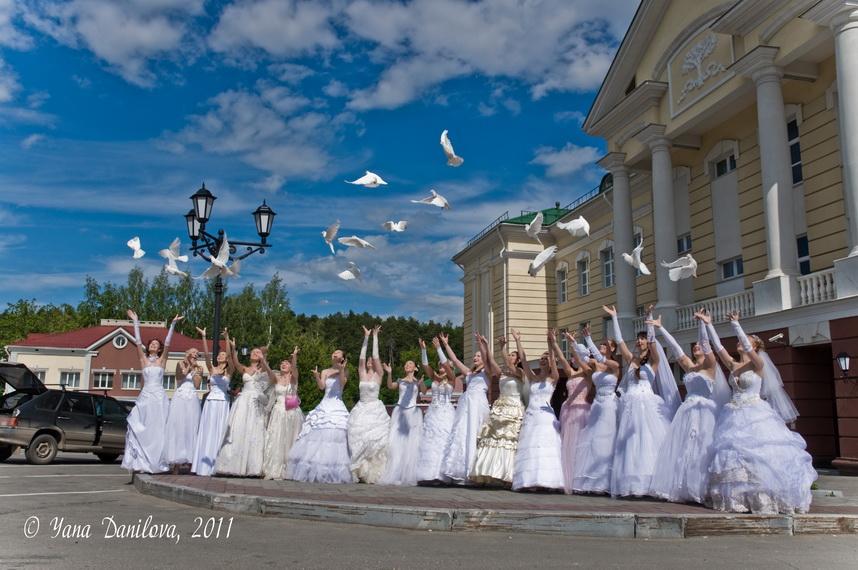 Страна Невест 2011 Ижевск фотограф Яна Данилова