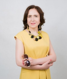 Преображение стиля Натальи. Имиджмейкер Вероника Андреева