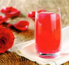 Лимонад из роз - овшала от флористической мастерской ВИНТАЖ