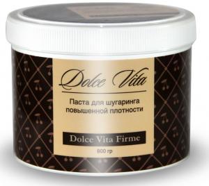 Dolce Vita Firme Дольче Вита паста для шугаринга повышенной плотности Ижевск