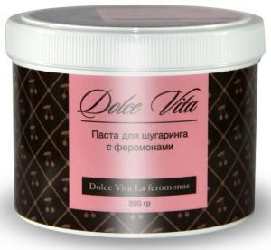 Dolce Vita La feromonas Сахарная паста для шугаринга с феромонами Ижевск